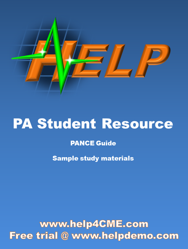 PA Student - Clinical